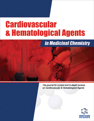 Cardiovascular & Hematological Agents in Medicinal Chemistry