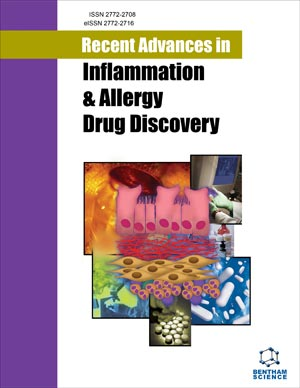 Recent Advances in Inflammation & Allergy Drug Discovery