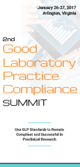 2nd Good Laboratory Practice Compliance Monitoring Summit